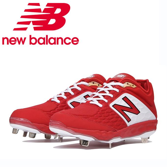 ニューバランス 野球 金具スパイク メンズ L3000 TR4 L3000TR4 new balance