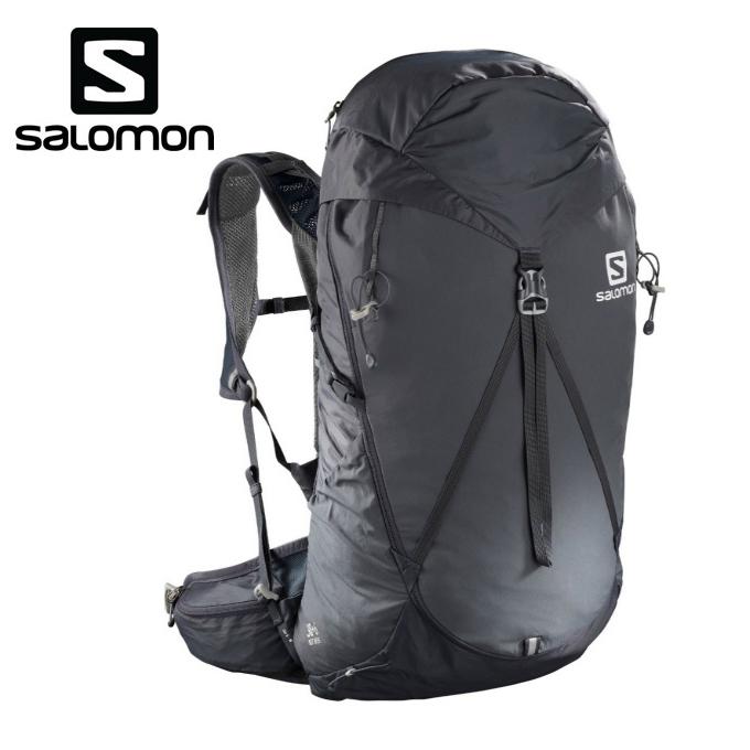 サロモン 登山バッグ 38L+6 アウトウィーク38+6 OUT WEEK LC1048000 salomon メンズ レディース 宿泊登山 日帰り登山