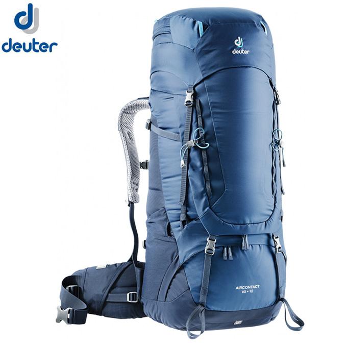ドイター deuter  ザック メンズ レディース AIRCONTACT エアコンタクト 65+10 D3320519-3365