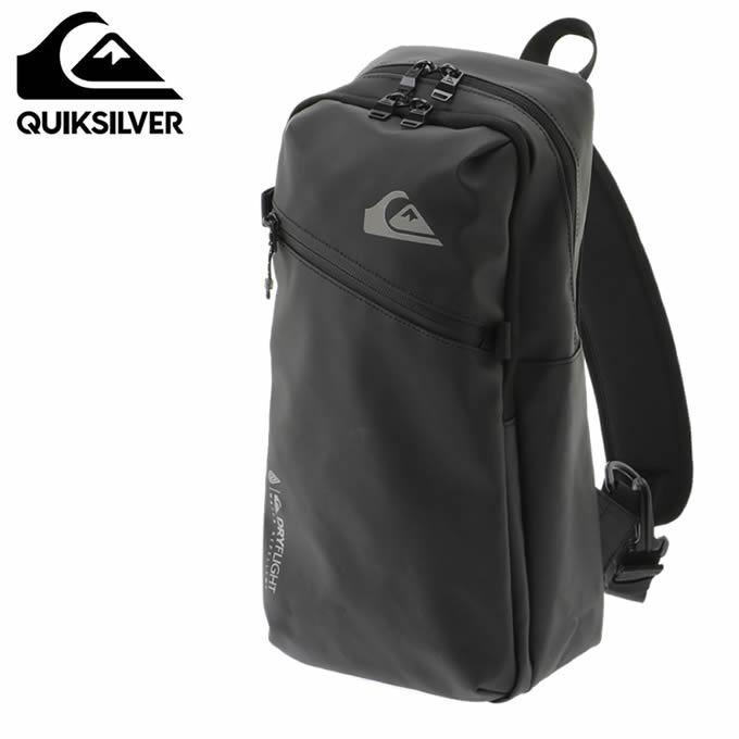 クイックシルバー QUIKSILVER ショルダーバッグ メンズ レディース QUIK BLOCK ブロックワンショルダーバッグ QBG191312