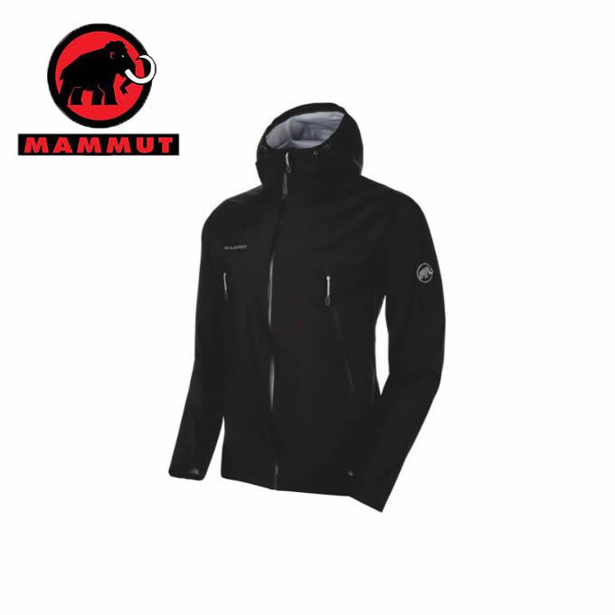 【国内正規品】 マムート MAMMUT アウトドア ジャケット メンズ マサオ ライト HS Hooded Jacket フーデッド ジャケット AF 1010-27100 0001