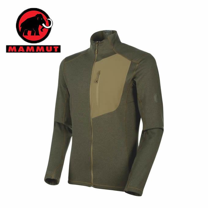 マムート MAMMUT スウェットジャケット メンズ アコンカグアライト ML Jacket 1014-00032 40068