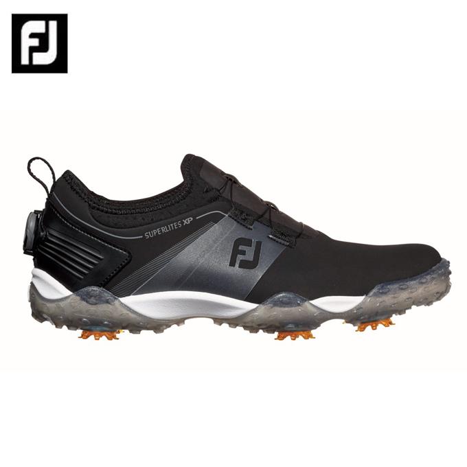 フットジョイ FootJoy ゴルフシューズ ソフトスパイク メンズ スーパーライトXP 58070W 245