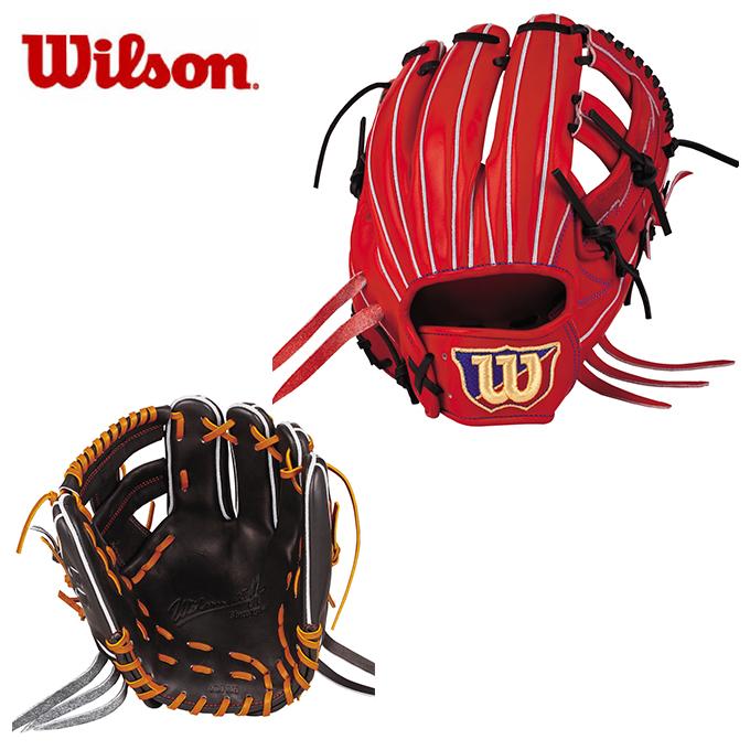 【5/5はクーポンで1000円引&エントリーかつカード利用で5倍】 ウイルソン Wilson 野球 硬式グラブ 内野手用 メンズ ウィルソンスタッフDUAL内野手用DS WTAHWFDST