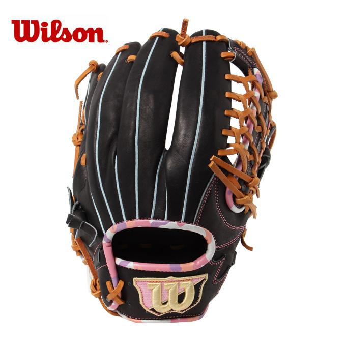 【5/5はクーポンで1000円引&エントリーかつカード利用で5倍】 ウイルソン Wilson 野球 一般軟式グラブ オールラウンド用 メンズ D-MAXカラー オールラウンド用5L WTARDF5LF