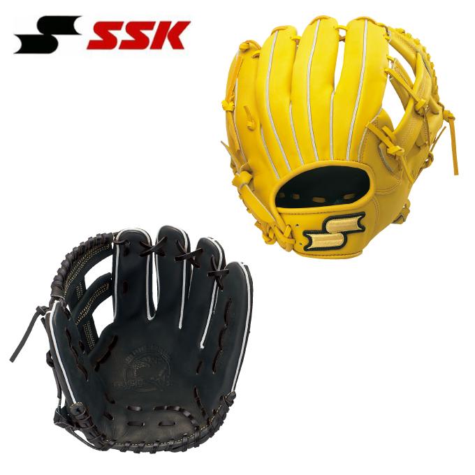 エスエスケイ SSK 野球 一般軟式グラブ オールラウンド用 メンズ スーパーソフト軟式 SSG960F