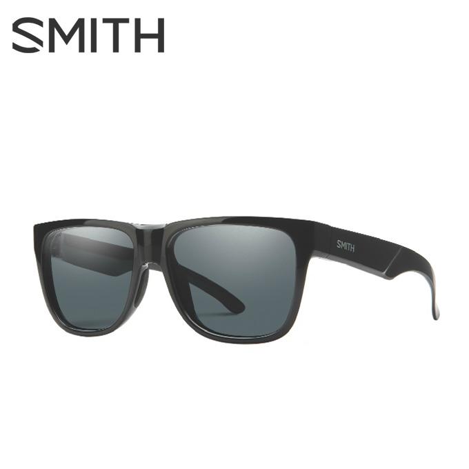 【5/5はクーポンで1000円引&エントリーかつカード利用で5倍】 スミス SMITH 偏光サングラス メンズ レディース Lowdown 2 Black ローダウン ブラック LOWDOWN2 BLACK/POLAR GRAY