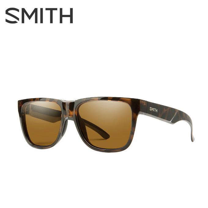 【5/5はクーポンで1000円引&エントリーかつカード利用で5倍】 スミス SMITH 偏光サングラス メンズ レディース Lowdown ローダウン 2 Tortoise LOWDOWN2 TORTOISE/POLAR BROWN