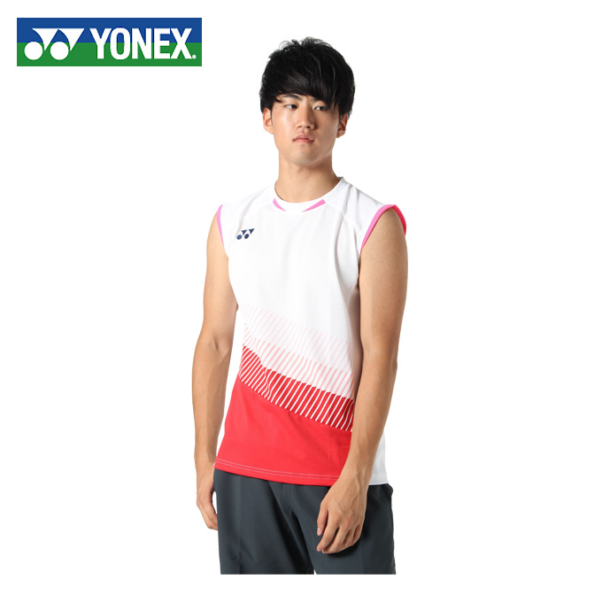 ヨネックス テニスウェア ゲームシャツ メンズ 2019日本代表 10311Y YONEX