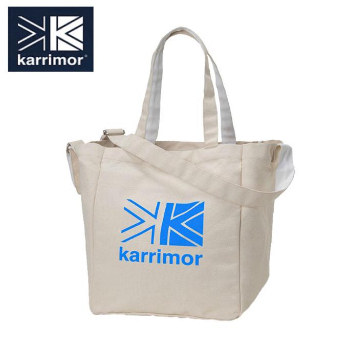 カリマー karrimor トートバッグ メンズ レディース cotton tote コットントート 92154