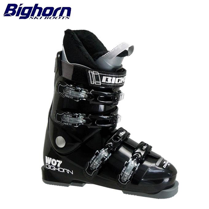 【スキー用品クーポンで10%OFF 12/19 20:00~12/26 1:59】 ビックホーン Bighorn スキーブーツ メンズ 4バックルブーツ BH-W07