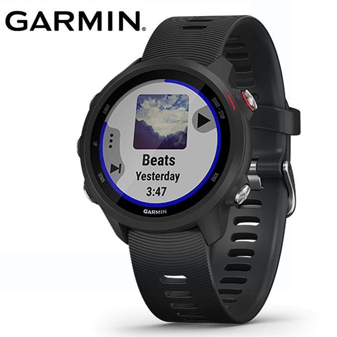 【エントリーで14倍 8/10~8/11まで】 ガーミン ランニング 腕時計 メンズ レディース ForeAthlete 245 Music 010-02120-70 GARMIN