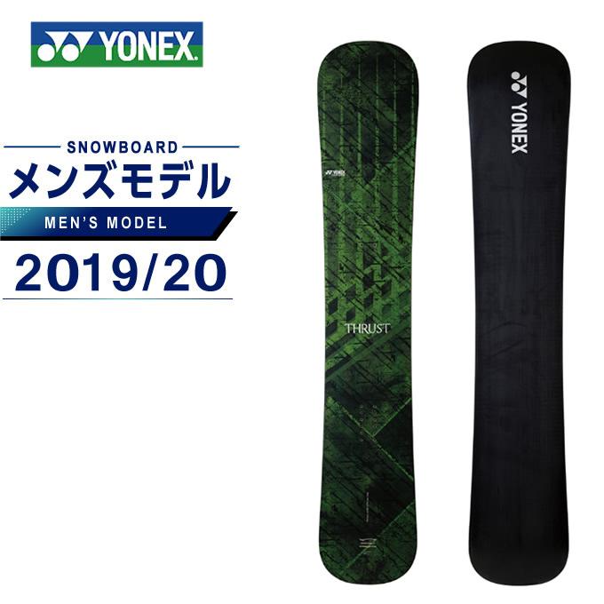 ヨネックス スノーボード 板 メンズ トラスト THRUST YONEX
