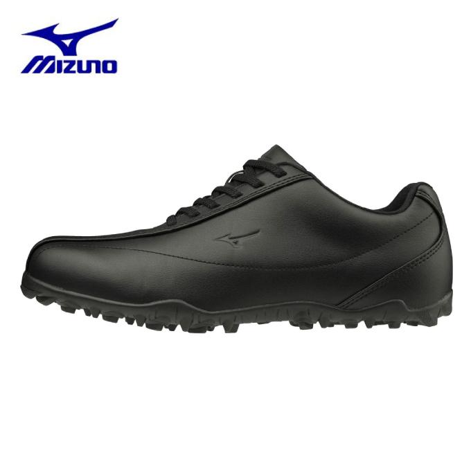 ミズノ ゴルフシューズ スパイクレス メンズ WALKING STYLE ウォーキングスタイル 51GQ199009 MIZUNO
