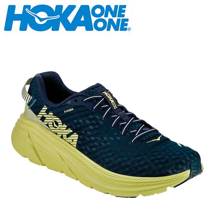 【8月1日発売】 ホカ オネオネ HOKA ONEONE ランニングシューズ メンズ リンコン RINCON 1102874 DTLSH