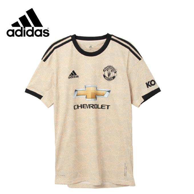 アディダス サッカーウェア レプリカシャツ メンズ マンチェスターユナイテッドFC アウェイ ユニフォーム ED7388 GEM45 adidas