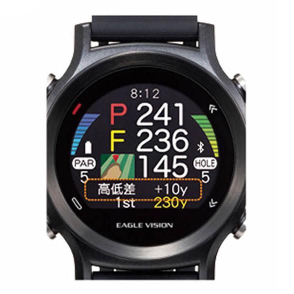 【5/5はクーポンで1000円引&エントリーかつカード利用で14倍】 イーグルビジョン EAGLE VISION ゴルフ GPSナビ イーグルビジョンWATCH ACE EV-933