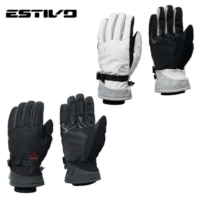 エスティボ ESTIVO スノーボードグローブ メンズ SB GLOVE EVA8926