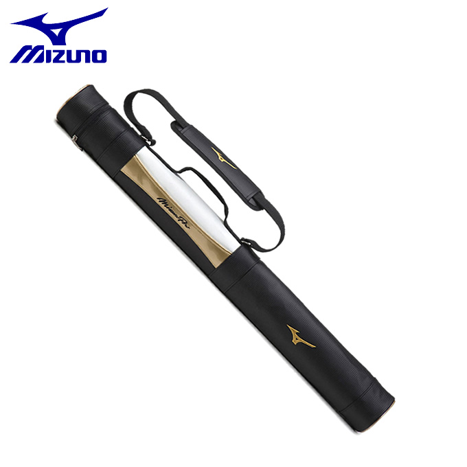 ミズノ 野球 バットケース メンズ レディース ミズノプロ バットケース 1本入れ 1FJT990491 MIZUNO