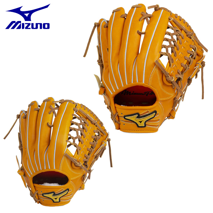 ミズノ 野球 一般軟式グラブ メンズ ミズノプロブランドアンバサダー上林型17N 1AJGR21017 MIZUNO