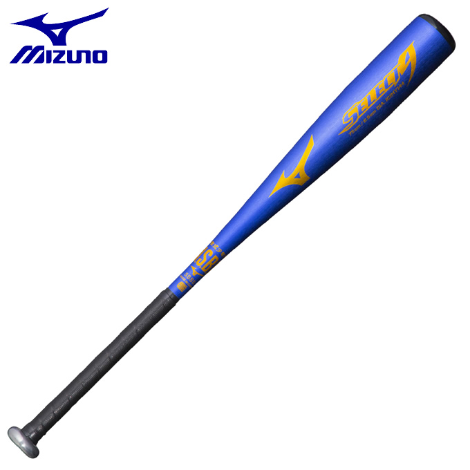 【エントリーで5倍 8/10~8/11まで】 ミズノ 野球 少年軟式バット ジュニア 軟式少年用金属製セレクトナイン 1CJMY1447527 MIZUNO