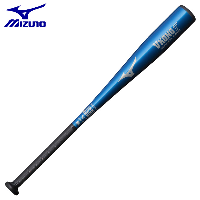ミズノ 野球 少年軟式バット ジュニア 軟式少年用金属製VコングF 1CJMY1457027 MIZUNO