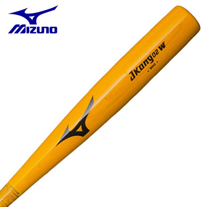 ミズノ 野球 トレーニングバット メンズ レディース 打撃可トレーニング Jコング02-W 木製 83cm 平均900g 1CJWT18983 45 MIZUNO