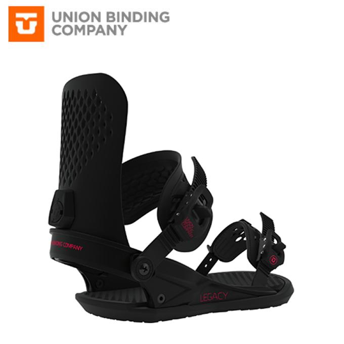 【国内正規品】【19-20 2020 モデル】 ユニオン UNION スノーボード ビンディング メンズ レディース LEGACY レガシー