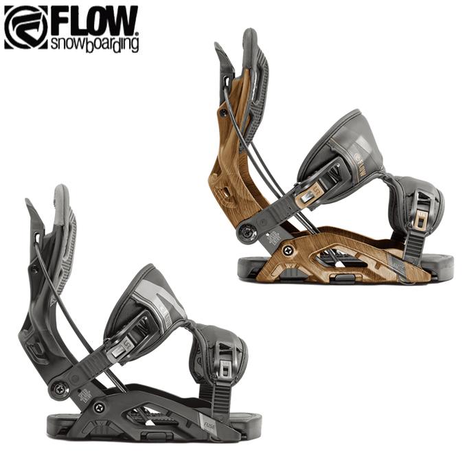 フロー FLOW スノーボード ビンディング メンズ レディース ヒューズフュージョン FUSE FUSION