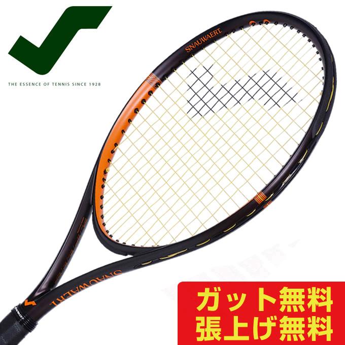 【5/5はクーポンで1000円引&エントリーかつカード利用で5倍】 スノワート SNAUWAERT 硬式テニスラケット メンズ レディース GRINTA 100 グリンタ100 8T003692