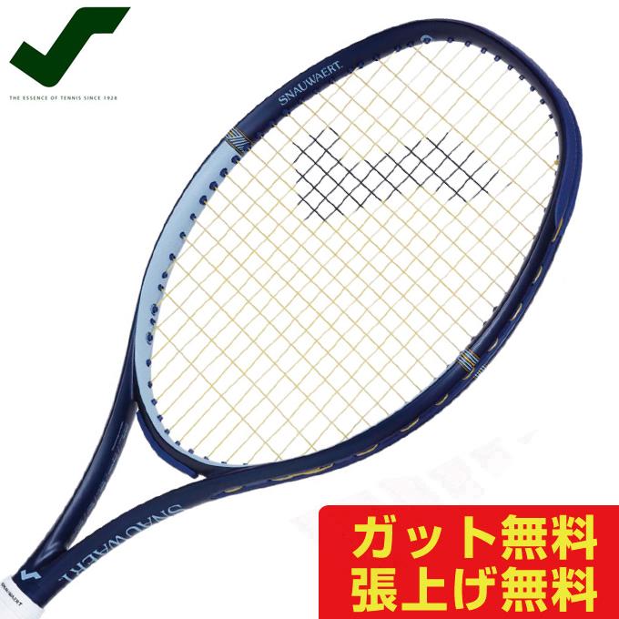 スノワート SNAUWAERT 硬式テニスラケット メンズ レディース VITAS 105 Lite ビダス105 8T018892