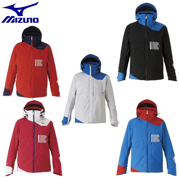 ミズノ スキーウェア ジャケット メンズ レディース デモソリッドスキーパーカ Z2ME9321 MIZUNO