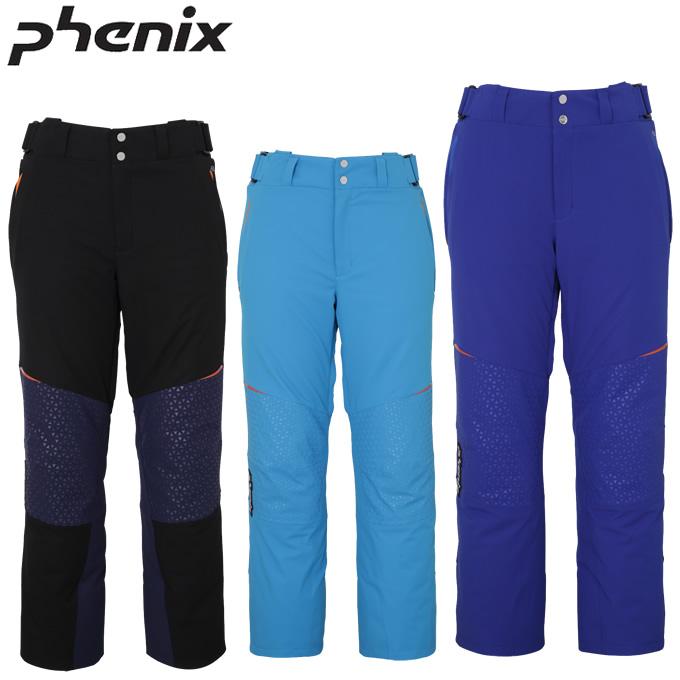 フェニックス Phenix スキーウェア パンツ メンズ レディース phenix Team 3-D Pants PF972OB03