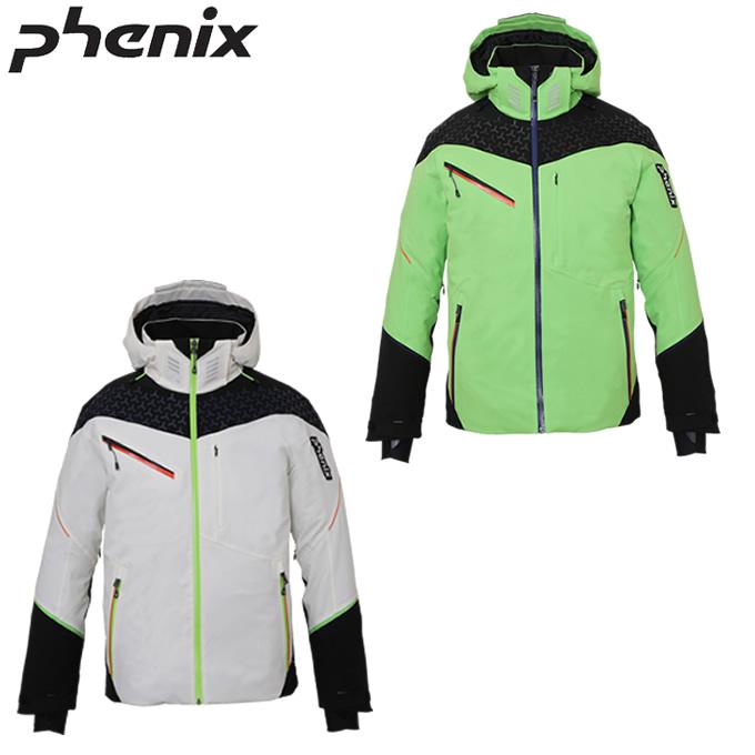 【19-20 2020 モデル】 フェニックス Phenix スキーウェア ジャケット メンズ Demo Game Pro Jacket PF972OT10