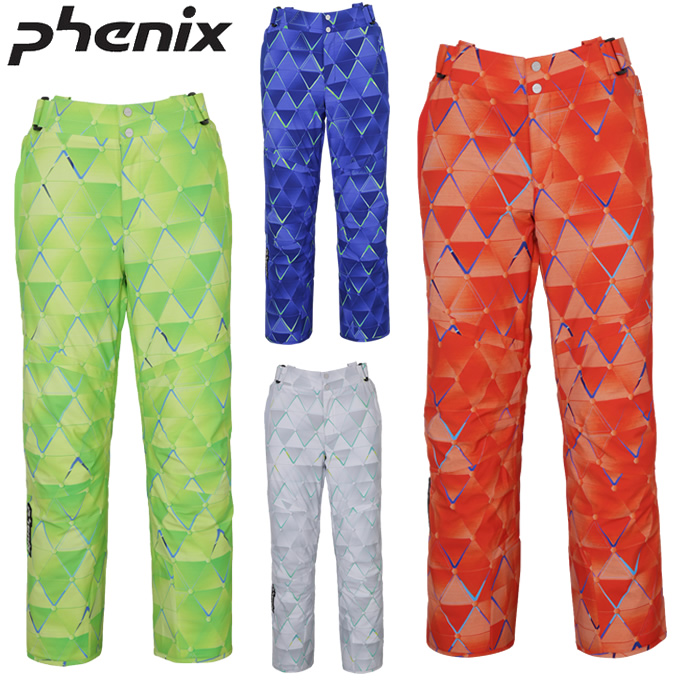 フェニックス Phenix スキーウェア パンツ メンズ Demo Team Pro 3-D Pants PF972OB11