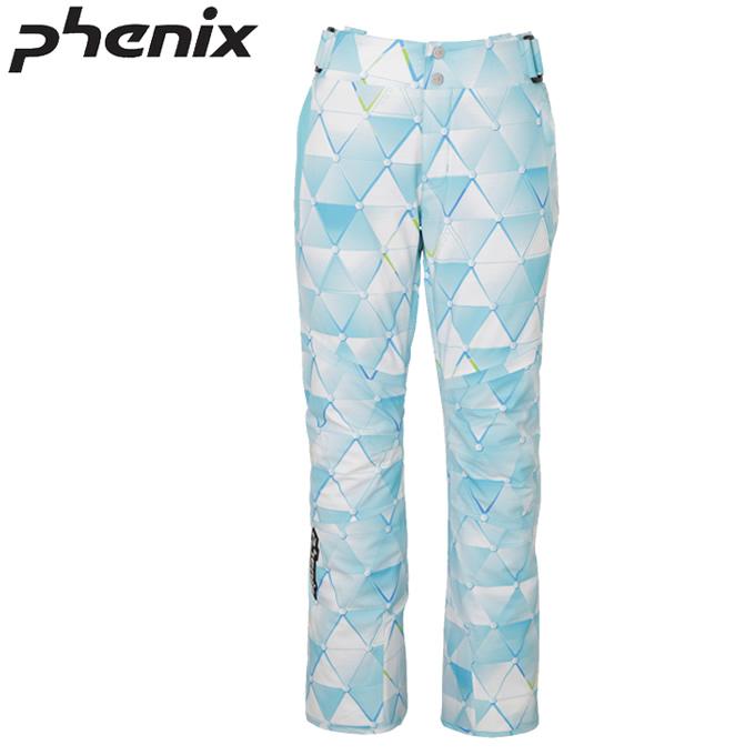 【ポイント3倍 10/11 8:59まで】 フェニックス Phenix スキーウェア パンツ レディース Demo Team Pro W's 3D Pants PF982OB11W
