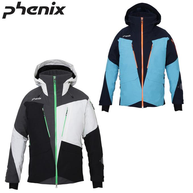 【ポイント3倍 10/11 8:59まで】 フェニックス Phenix スキーウェア ジャケット メンズ Mush 2L Jacket PA972OT21