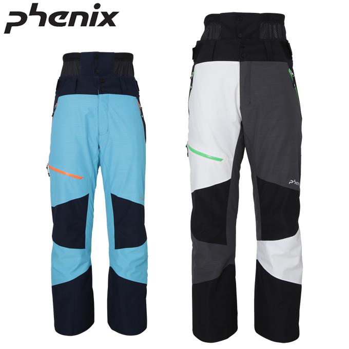 【ポイント3倍 10/11 8:59まで】 フェニックス Phenix スキーウェア パンツ メンズ Mush 2L Pants PA972OB21