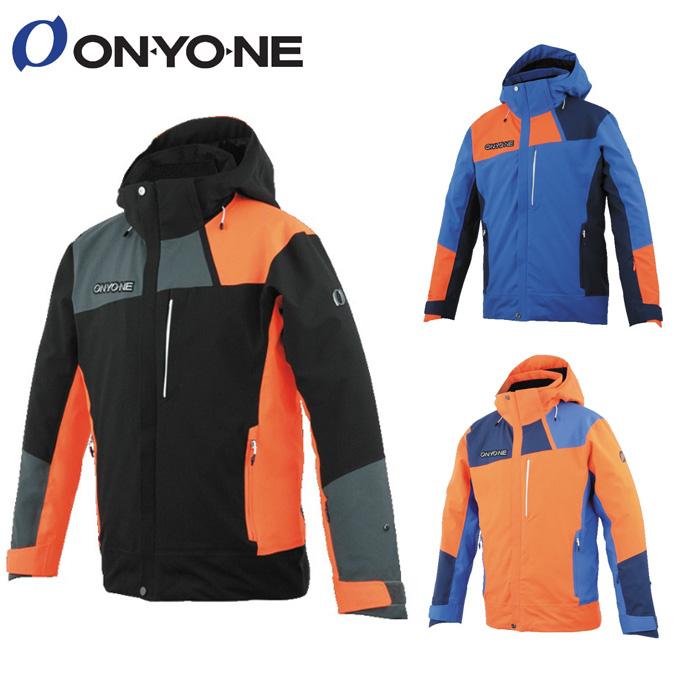【5/5はクーポンで1000円引&エントリーかつカード利用で5倍】 オンヨネ ONYONE スキーウェア ジャケット メンズ レディース DEMO OUTER JACKET ONJ92042