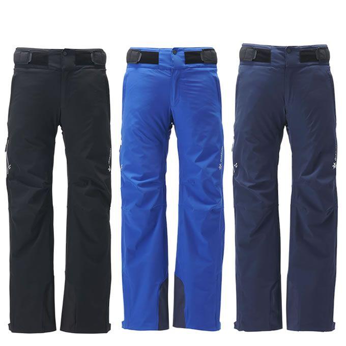 【ポイント3倍 10/11 8:59まで】 ゴールドウィン GOLDWIN スキーウェア パンツ メンズ Bliss Pants ブリス パンツ G31912P
