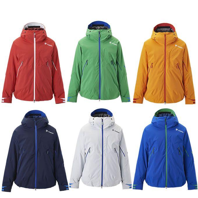 【19-20 2020 モデル】 ゴールドウィン GOLDWIN スキーウェア ジャケット メンズ Atlas Jacket アトラス ジャケット G11923P