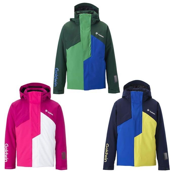 【ポイント3倍 10/11 8:59まで】 ゴールドウィン GOLDWIN スキーウェア ジャケット メンズ Stream Jacket ストリーム ジャケット G11926P