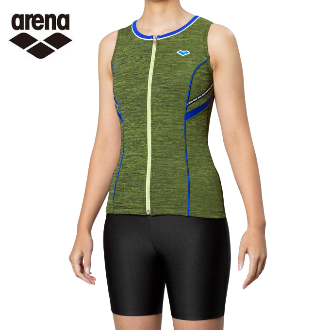品質検査済 アリーナ arena フィットネス水着 arena セパレート レディース 大きめカラースナップ付きセパレーツ レディース アリーナ 差し込みフィットパッド LAR-9248W-MYRO, アヤウタグン:0828e80d --- enduro.pl