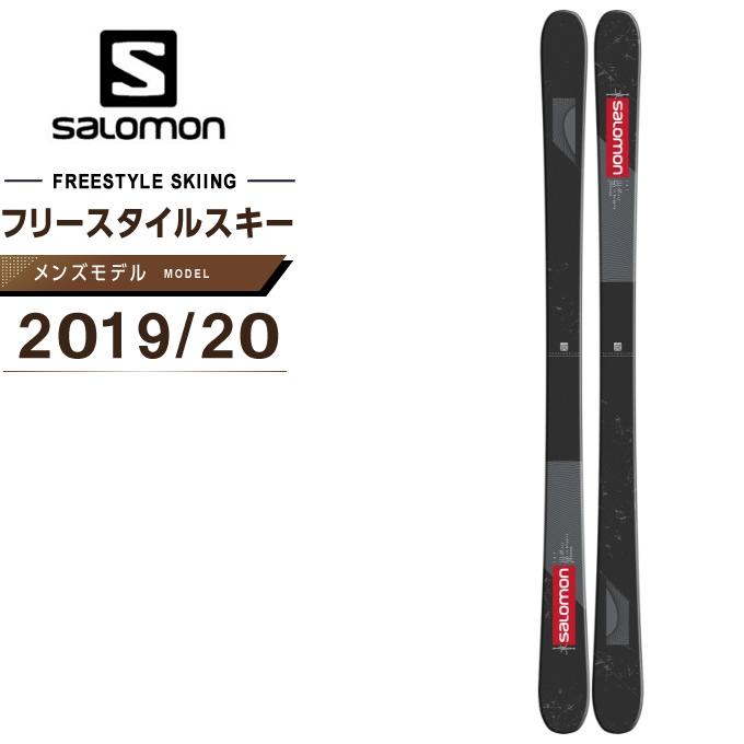 サロモン スキー板 フリースタイルスキー メンズ TNT L40854500 salomon