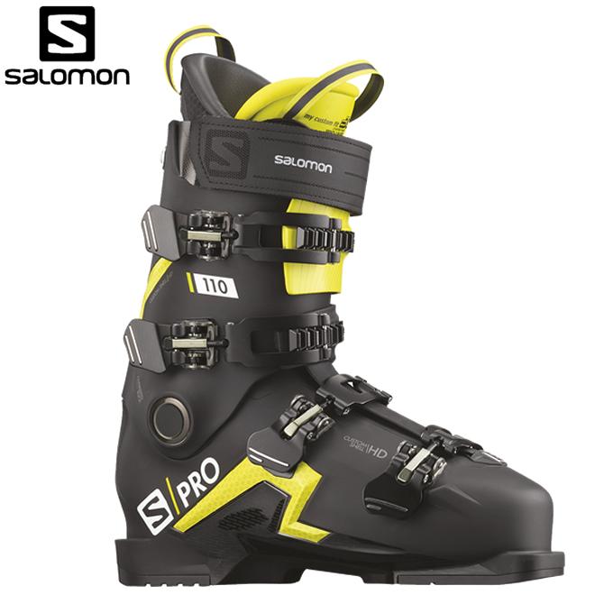 【ポイント3倍 10/11 8:59まで】 サロモン スキーブーツ メンズ バックルブーツ S/PRO 110 salomon
