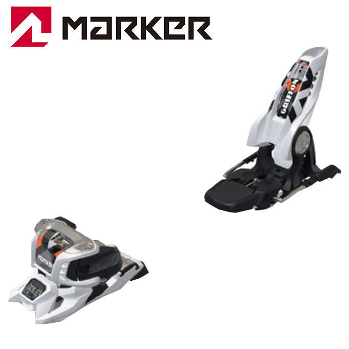 マーカー MARKER スキービンディング グリフォン 13 ID GRIFFON 13 ID WH 90mm