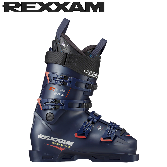 【ポイント3倍 10/11 8:59まで】 レグザム REXXAM スキーブーツ メンズ レディース R-エボ 90S R-EVO 90S BX-S