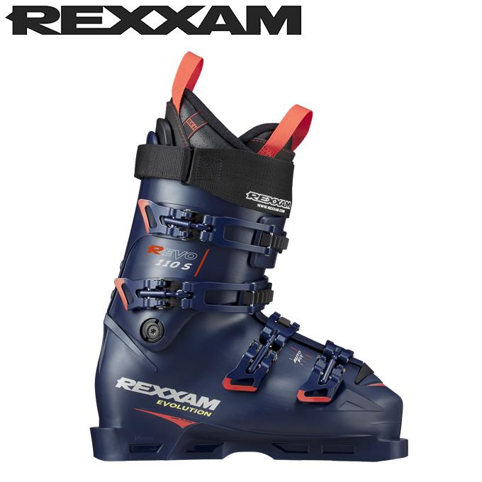 【ポイント3倍 10/11 8:59まで】 レグザム REXXAM スキーブーツ メンズ レディース R-エボ 110S R-EVO 110S BX-H