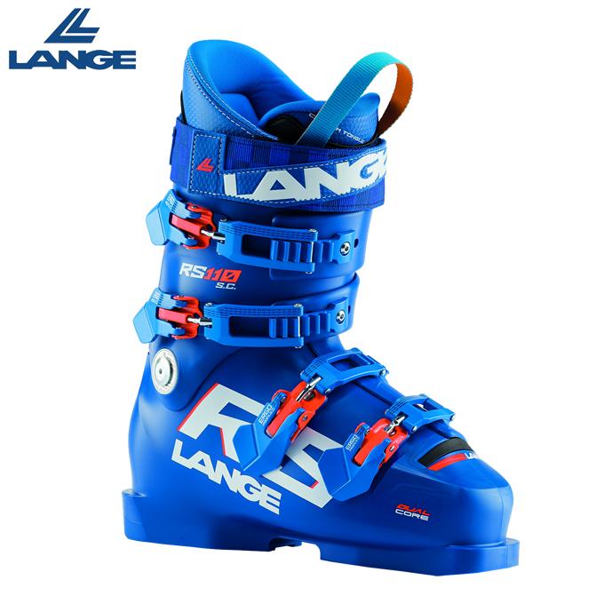 【ポイント3倍 10/11 8:59まで】 ラング LANGE スキーブーツ メンズ レディース バックルブーツ RS 110 SC
