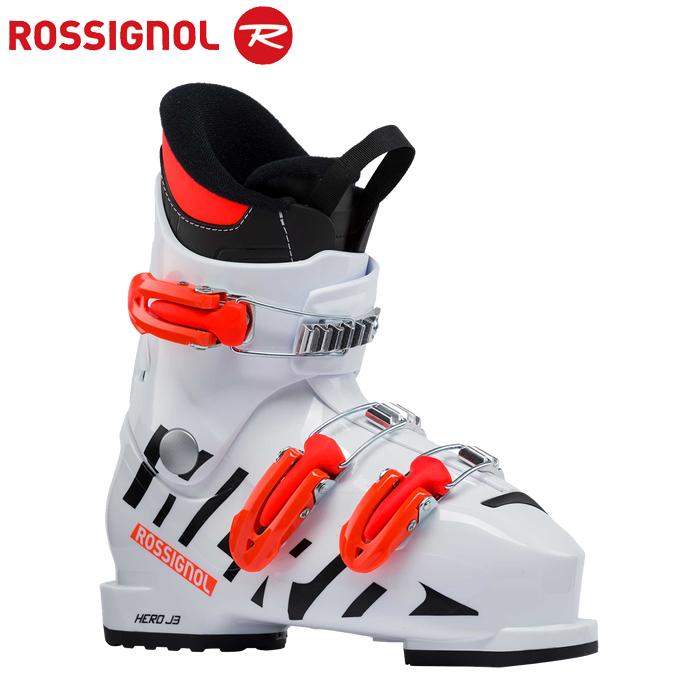 【スキー用品クーポンで10%OFF 12/19 20:00~12/26 1:59】 ロシニョール ROSSIGNOL ジュニアスキーブーツ ジュニア HERO J 3 ヒーロー J3 RBI5100